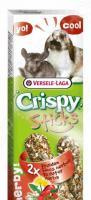 Лакомство для кроликов и шиншилл Versele-Laga Crispy «Палочки с травами»