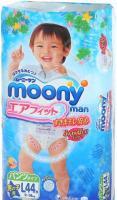 Трусики-подгузники для мальчика MOONY L (9-14 кг)
