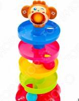 Игрушка-пирамидка Bradex «С шариками»