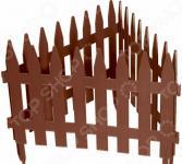 Забор декоративный PALISAD «Рейка»