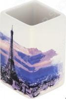 Стакан для ванной комнаты Рыжий кот «Париж»