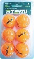 Мячи для настольного тенниса Atemi ATB101