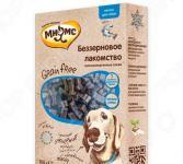 Лакомство для собак Мнямс беззерновое Grain Free с лососем