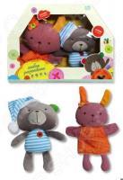 Набор игрушек плюшевых интерактивных Bobbie & Friends «Радиомама»