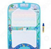 Коврик для рисования водным маркером 1 Toy AquaArt «Синий чемоданчик»
