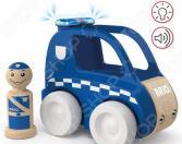 Игровой набор с фигурками Brio «Полицейская машина»