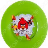 Набор детских тарелок Angry Birds. Rovio 2009