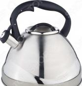 Чайник со свистком Bekker Premium BK-S608