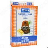 Мешки для пыли Vesta PH 02 для Philips