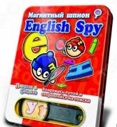 Игра магнитная Mack&Zack English Spy