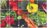 Экран защитный кухонный Bradex «Овощи»
