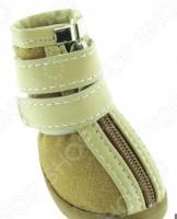 Обувь для собак DEZZIE «Бейж»