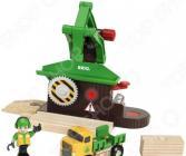 Игровой набор Brio «Лесозаготовительная станция»