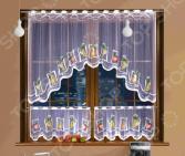 Комплект штор для кухни Wisan 3340