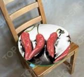 Подушка на стул IRIS Marca Marco 3035 круглая