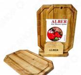 Набор разделочных досок Alber «Гайка 50»