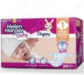 Подгузники Helen Harper Baby 1 Newborn (2-5 кг)