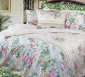 Комплект постельного белья ТексДизайн «Римский дворик». Семейный