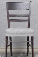 Комплект натяжных чехлов на сиденье стула Еврочехол «Андреа»