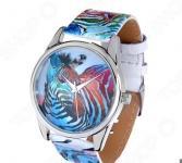 Часы наручные Mitya Veselkov «Радужная зебра» ART
