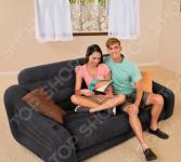 Диван-кровать надувной 2в1 Intex с68566