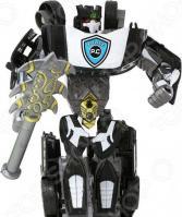 Робот-трансформер Taiko «Кибербот» со светозвуковыми эффектами