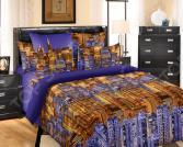 Комплект постельного белья Белиссимо «Панорама». Семейный