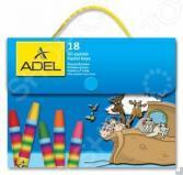 Мелки для рисования ADEL 428 1818 000