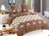 Комплект постельного белья Amore Mio William. 2-спальный