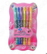 Набор для тату: ручки гелевые и трафареты Miraculous МС-803-6