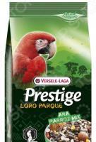 Корм для попугаев крупных размеров Versele-Laga Prestige PREMIUM Ara Parrot Loro Parque Mix