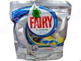 Капсулы для посудомоечных машин Fairy Platinum All-in-1