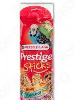 Лакомство для волнистых попугаев Versele-Laga Prestige «Палочки микс с медом, фруктами и ягодами»