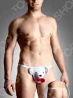 Стринги мужские SoftLine Collection «Мишка»