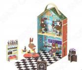 Пазл 3D Krooom «Кроличья пекарня»