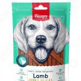 Лакомство для собак Wanpy «Соломка из мяса ягненка»