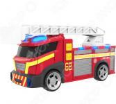 Машинка со светозвуковыми эффектами HTI «Пожарная машина»