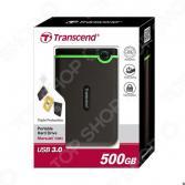 Внешний жесткий диск Transcend StoreJet 25M3 1Tb