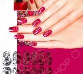 Пленка для дизайна ногтей Bradex «Кружево»