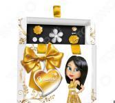 Набор украшений для девочки Briliantina Gold «Шкатулка»