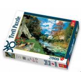 Пазл 2000 элементов Trefl «Баварские Альпы»