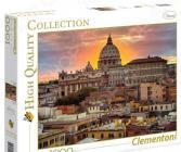 Пазл 1000 элементов Clementoni HQ «Вечерний Рим»