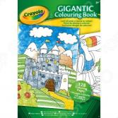 Раскраска Crayola «Gigantic»