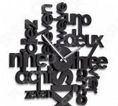 Часы настенные Umbra Lingua