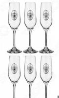 Набор бокалов для шампанского Acampora «Россия» 307-161