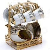 Сервиз чайный Loraine LR-26670 «Золотой Олимп»