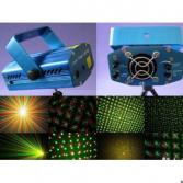 Лазерный проектор Neon-Night с эффектом цветомузыки