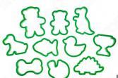 Набор форм для выпечки печенья Agness 710-336