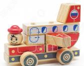 Конструктор деревянный Мир Деревянных Игрушек «Автомобиль 4»