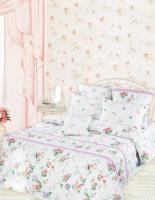 Комплект постельного белья Романтика Прованс. 2-спальный
